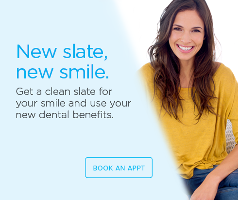 Cottonwood Smiles Dentistry and Orthodontics - New Year, New Dental Benefits