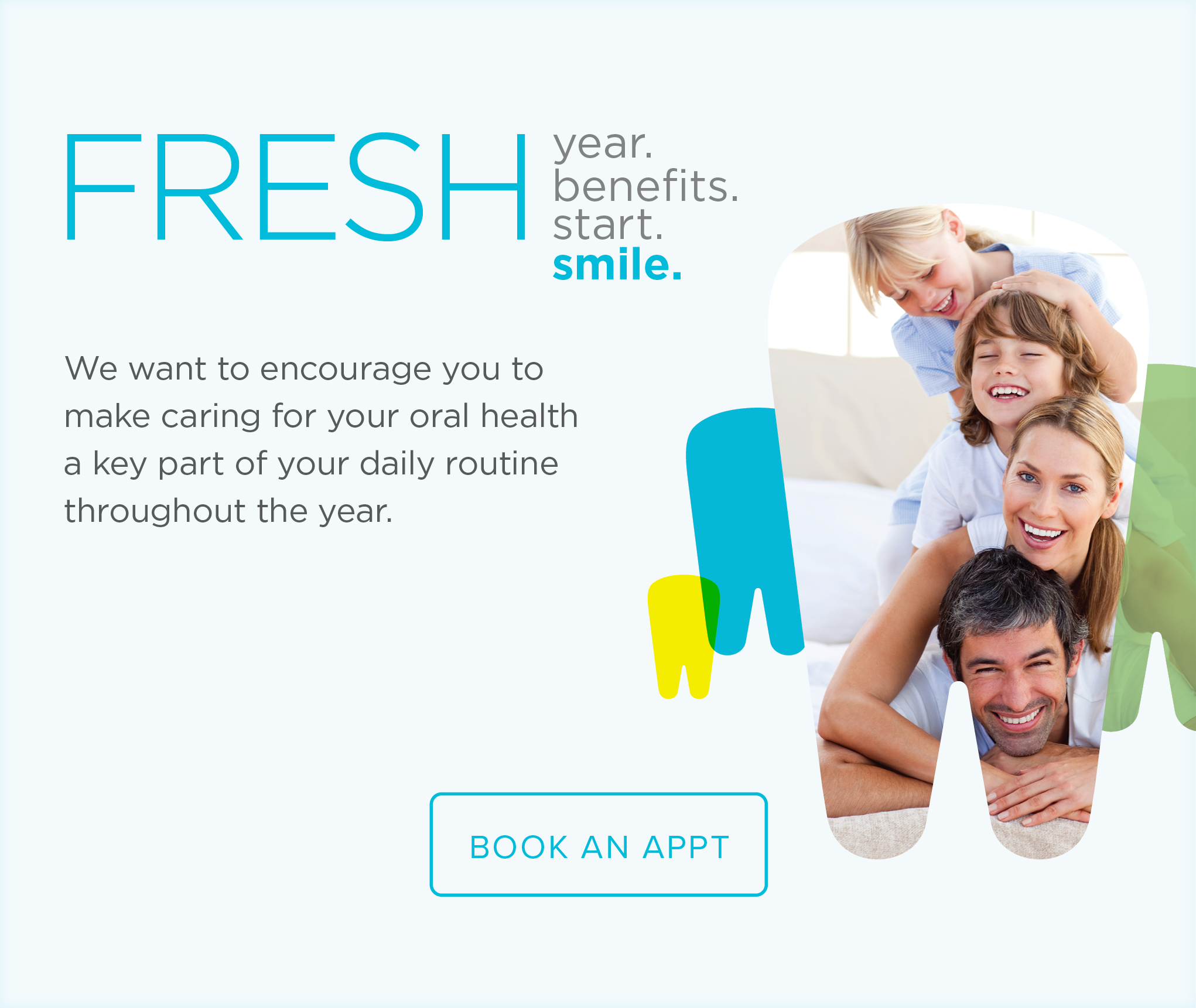Cottonwood Smiles Dentistry and Orthodontics - Make the Most of Your Benefits