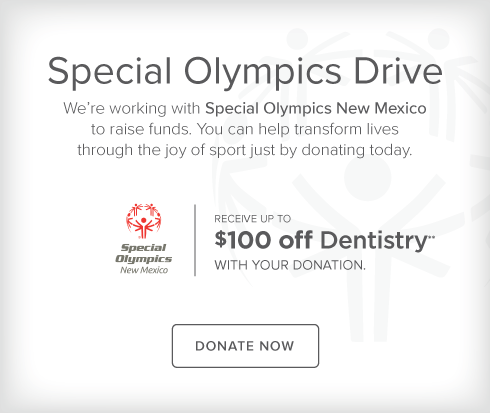 Cottonwood Smiles Dentistry and Orthodontics - Special Olympics New Mexico