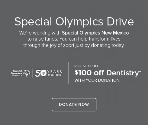 Special Olympics Drive - Cottonwood Smiles Dentistry and Orthodontics